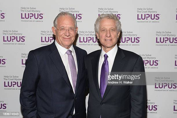Dr William Haseltine Bob Wolf attend the Lupus Foundation Of America National Gala at Gotham Hall on October 8 2013 in New York City