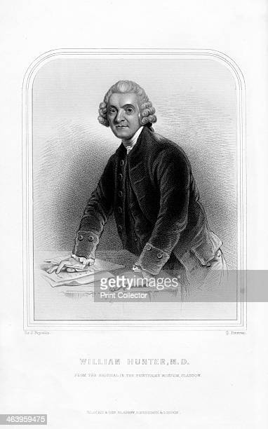 Dr William Hunter Scottish anatomist and obstetrician Hunter the older brother of the famed physiologist and surgeon John Hunter became Physician...