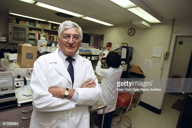 Dr Xavier F PiSunyer director of the Obesity Research Center and chief of Endocrinology Diabetes and Nutrition at St LukesRoosevelt Hospital Center