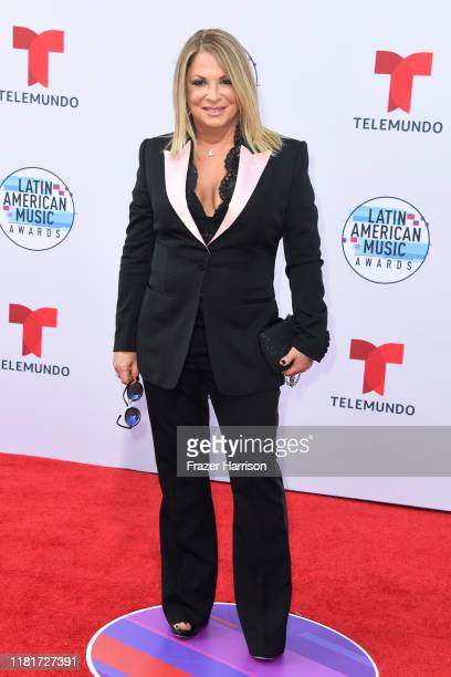Dra Ana María Polo attends the 2019 Latin American Music Awards at Dolby Theatre on October 17 2019 in Hollywood California