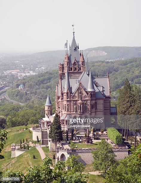 Drachenburg Palace on Dragon`s Hills
