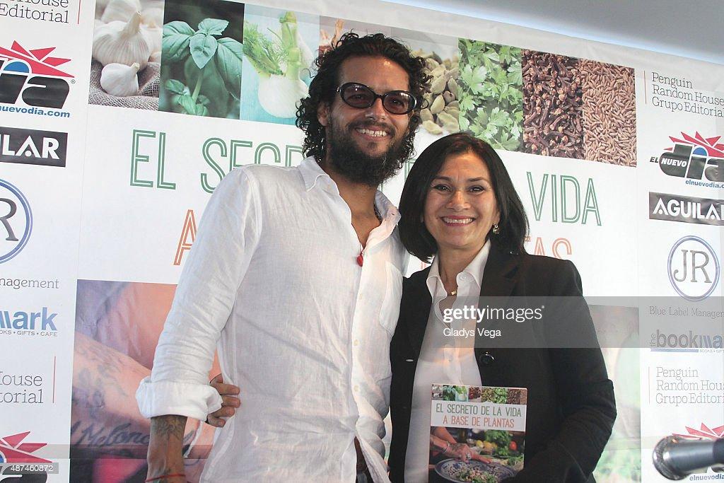 Draco Rosa Press Conference In San Juan, Puerto Rico