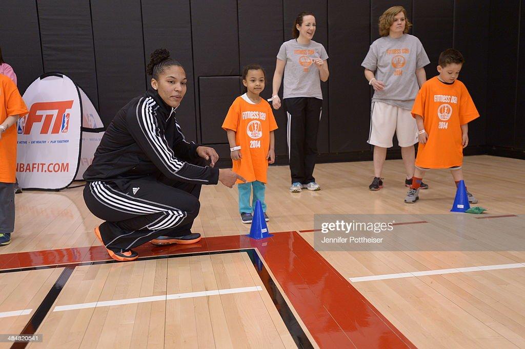 2014 WNBA All-Access