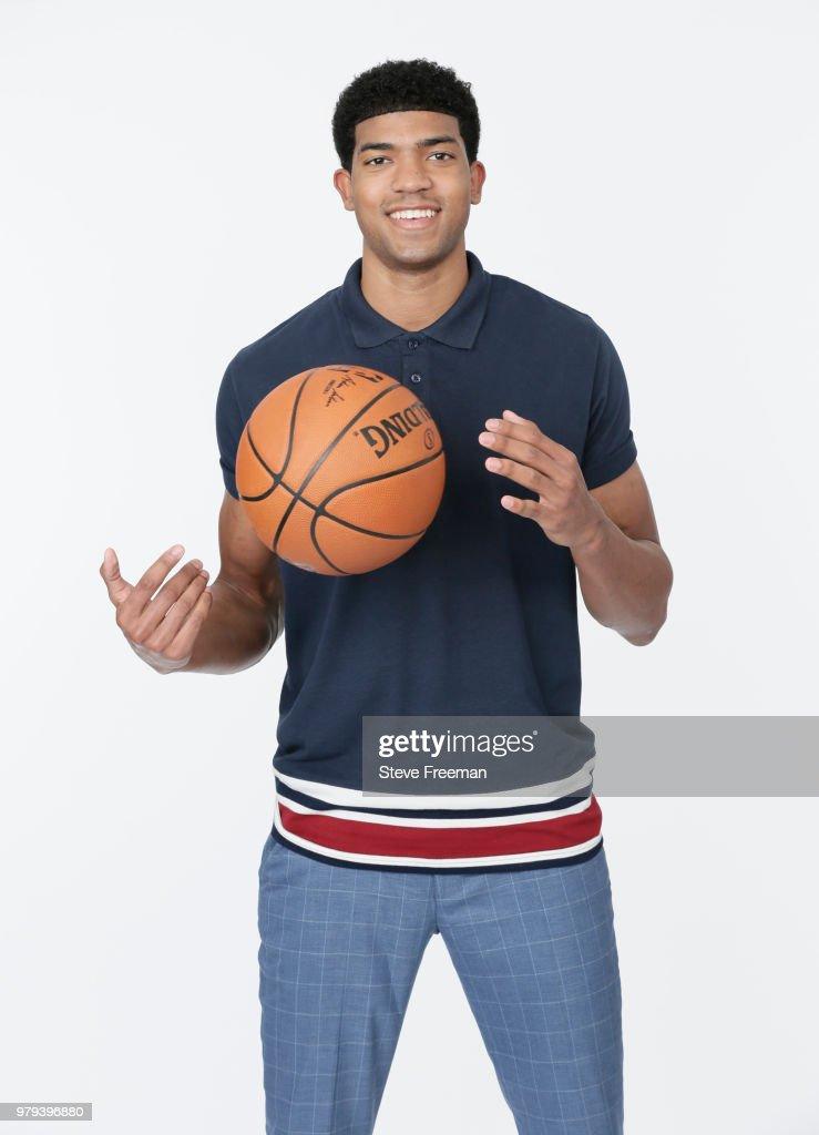 2018 NBA Draft Media Avail and Portraits