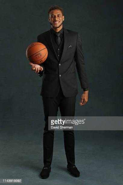 Draft Prospect, Daniel Gafford poses for a portrait at the 2019 NBA Draft Lottery on May 14, 2019 at the Chicago Hilton in Chicago, Illinois. NOTE TO...