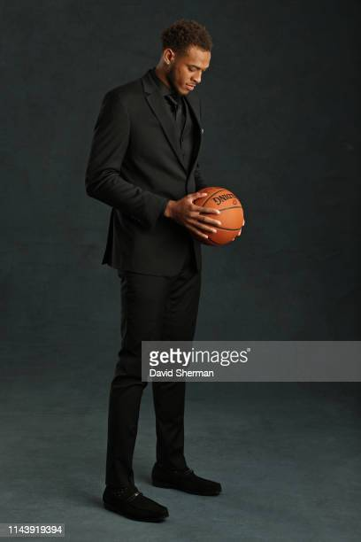 Draft Prospect Daniel Gafford poses for a portrait at the 2019 NBA Draft Lottery on May 14 2019 at the Chicago Hilton in Chicago Illinois NOTE TO...