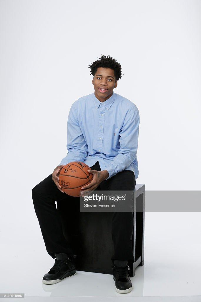 2016 NBA Draft Media Avail and Portraits