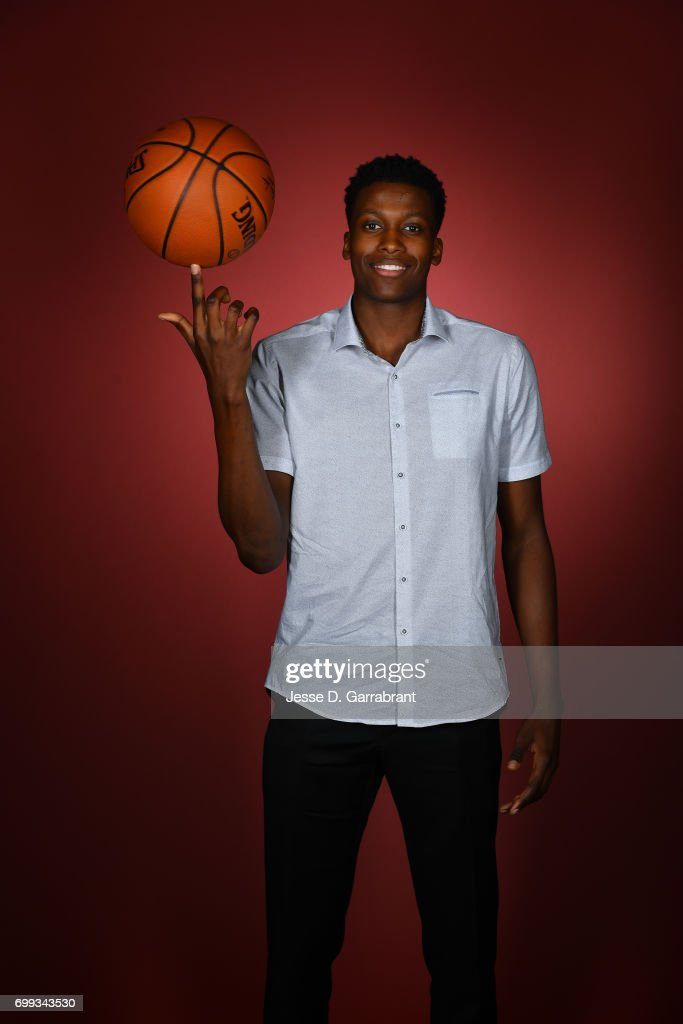 2017 NBA Draft Media Avail and Portraits