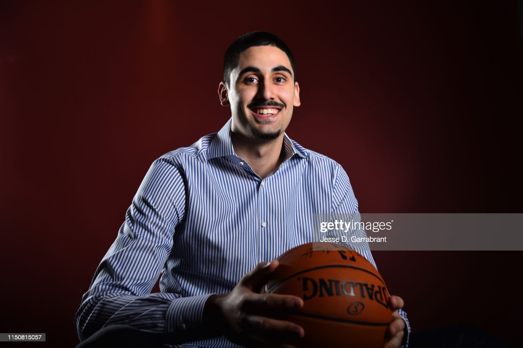 2019 NBA Draft - Media Availability and Portraits : Foto jornalística