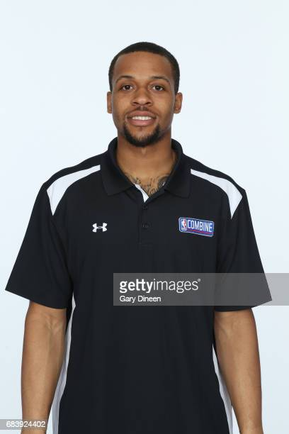 Draft Prospect Isaiah Briscoe poses for a head shot during the NBA Draft Combine Medical Testing on May 13 2017 at Northwestern Memorial Hospital in...