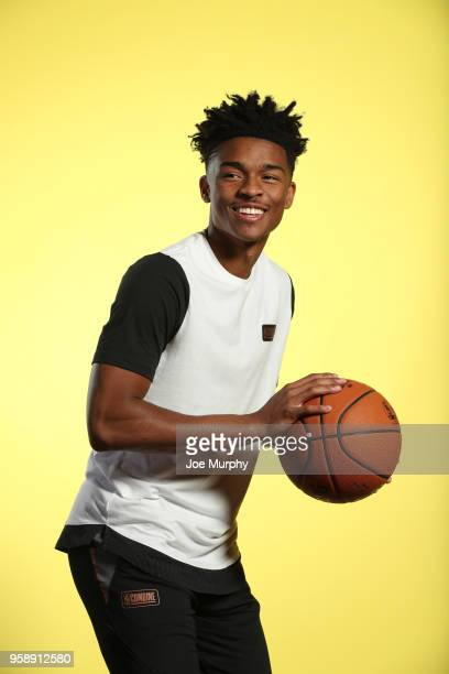 Draft Prospect Jaylen Hands poses for a portrait during the 2018 NBA Combine circuit on May 15 2018 at the Intercontinental Hotel Magnificent Mile in...
