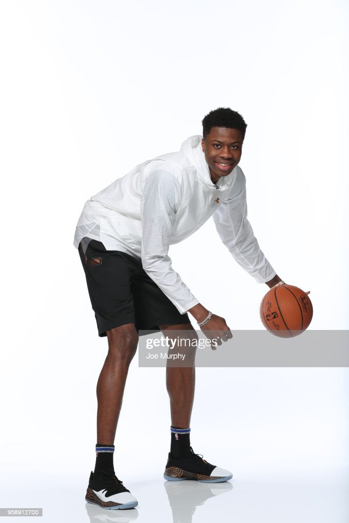 2018 NBA Draft Combine - Portraits