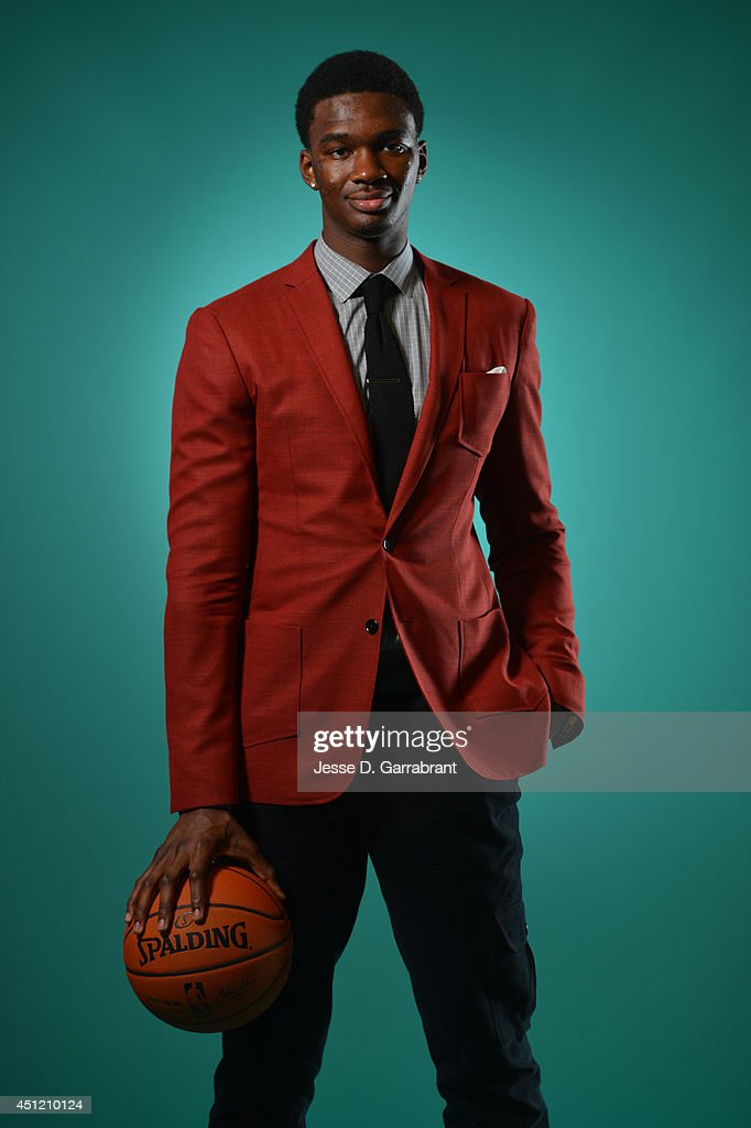 2014 NBA Draft Media Availability and Circuit
