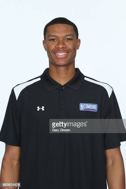 Draft Prospect PJ Dozier poses for a head shot during the NBA Draft Combine Medical Testing on May 13 2017 at Northwestern Memorial Hospital in...