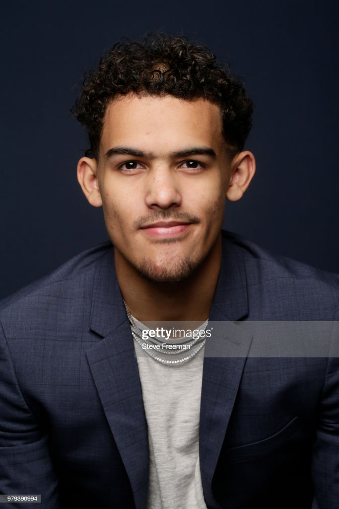 2018 NBA Draft Media Avail and Portraits