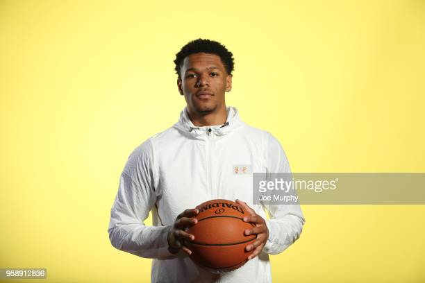 Draft Prospect Trevon Duval poses for a portrait during the 2018 NBA Combine circuit on May 15 2018 at the Intercontinental Hotel Magnificent Mile in...
