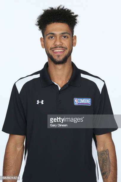 Draft Prospect Tyler Dorsey poses for a head shot during the NBA Draft Combine Medical Testing on May 13 2017 at Northwestern Memorial Hospital in...