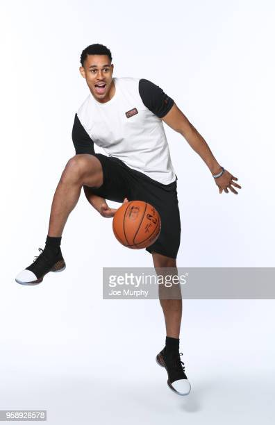Draft Prospect Zhaire Smith poses for a portrait during the 2018 NBA Combine circuit on May 15 2018 at the Intercontinental Hotel Magnificent Mile in...