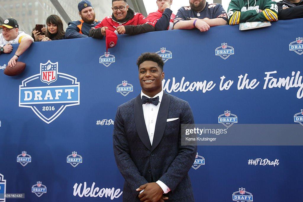 NFL Draft - Red Carpet : News Photo