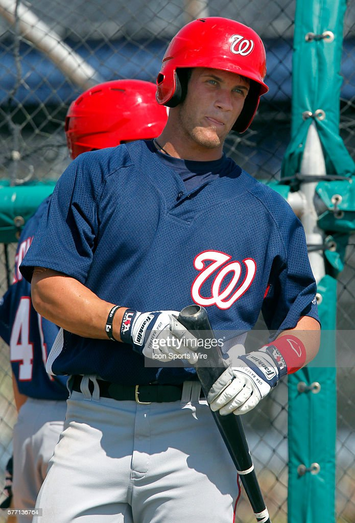 Mlb Sep 21 Nationals Instructional League Workout Pictures Getty