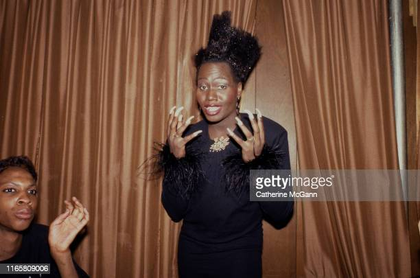 Drag ball in 1988 in New York City New York