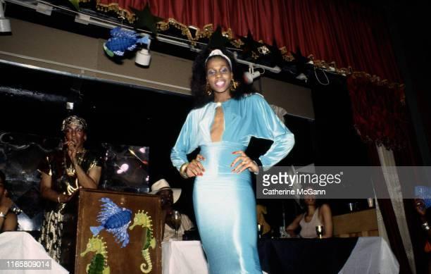 Drag ball in 1988 in New York City, New York.