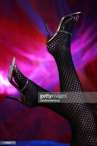 drag legs - male flashers stock photos and pictures