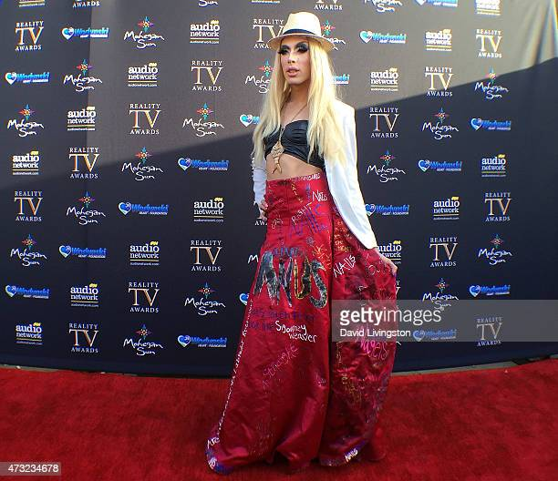 Drag performer Alaska 5000 attends the 3rd Annual Reality TV Awards at Avalon on May 13 2015 in Hollywood California
