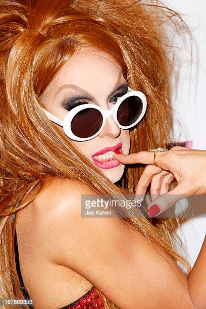 Drag performer Alaska attends RuPaul's Drag Race Season 5 Finale Reunion Coronation Taping on May 1 2013 in North Hollywood California