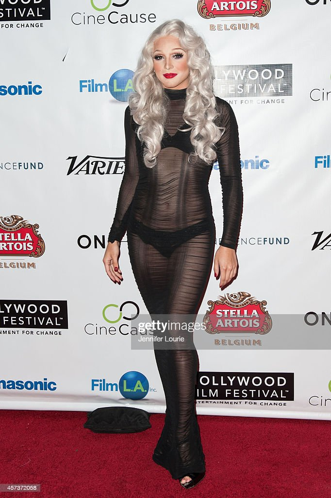2014 Hollywood Film Festival - Opening Night Gala