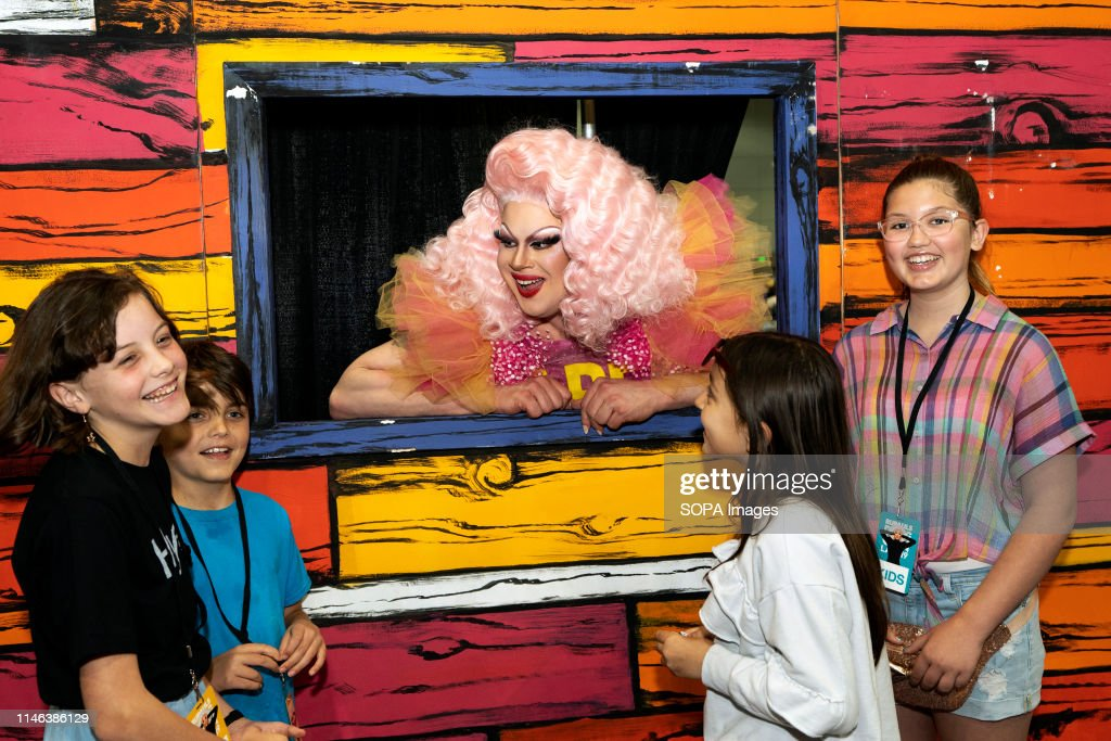 CA: RuPaul's DragCon Los Angeles 2019