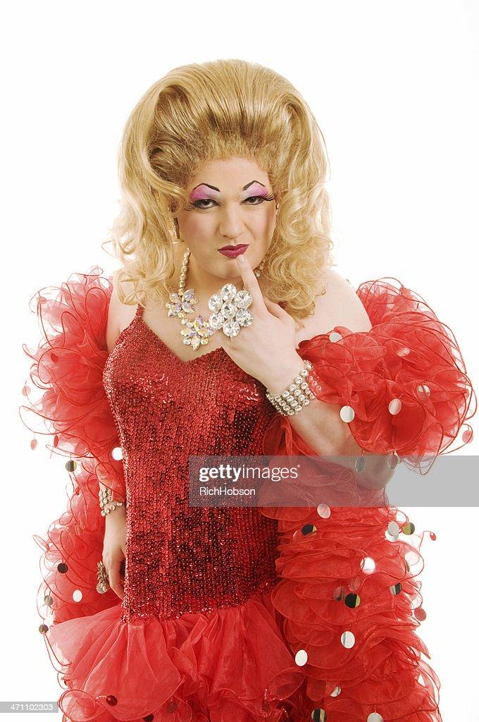 Drag Queen : Stock Photo
