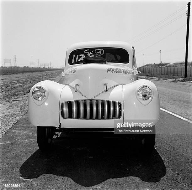 Willys Gasser Stock Photos And Pictures Getty Images