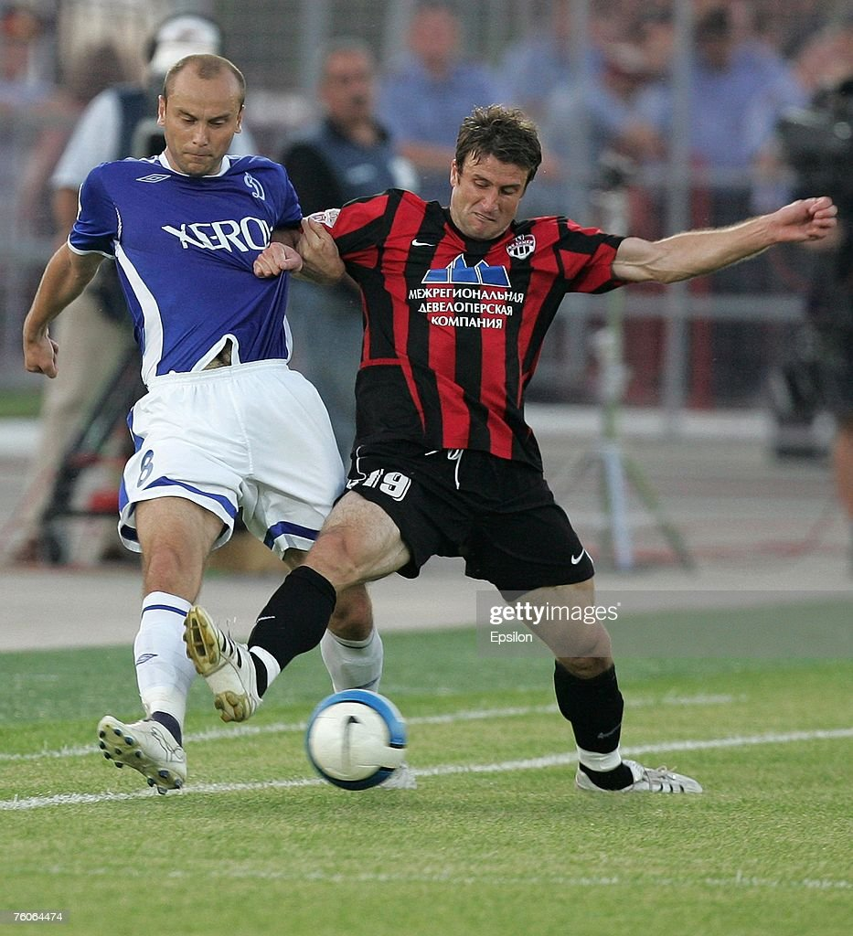 Dmitry Khokhlov - a football player with a capital letter 35