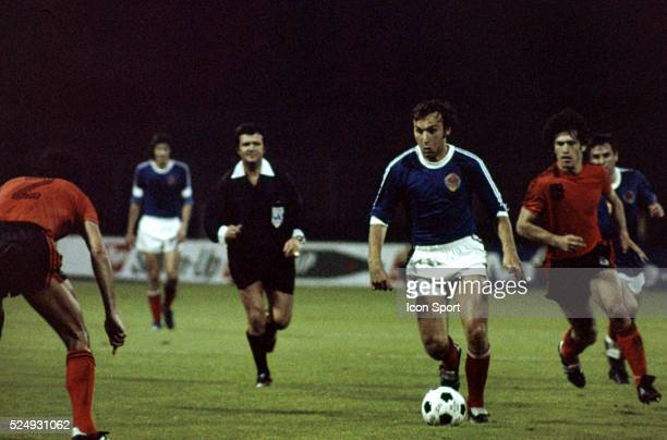 Dragan Dzajic of Yugoslavia during the European Championship for the 3rd place between Holland and Yugoslavia in Stadium Maksimir Zagreb Yugoslavia...