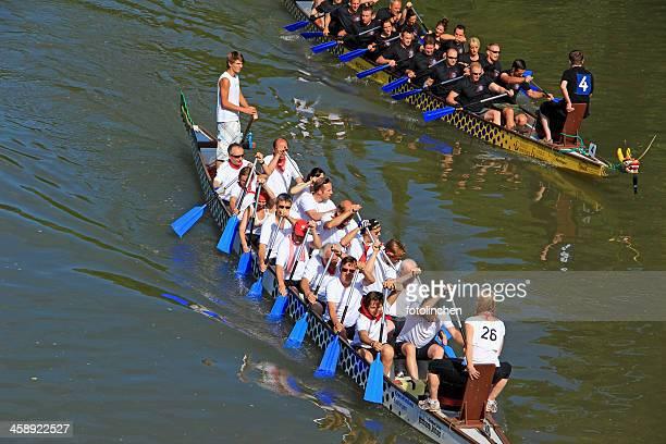 Drachenboot-Wettkampf Nuertingen