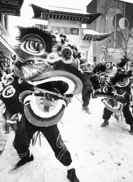 chinese new year festival in boston in 1993 - Chinese New Year 1993