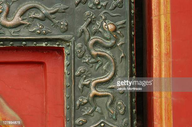 dragon door - jakob montrasio stock pictures, royalty-free photos & images