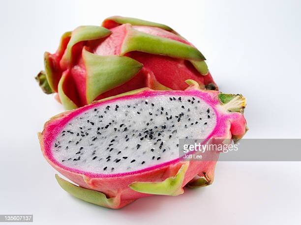 dragon fruit - dragon fruit stock pictures, royalty-free photos & images
