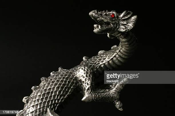 dragon - monster fictional character stock photos and pictures