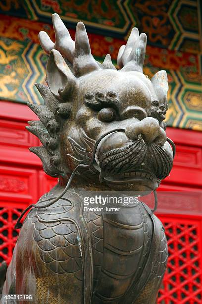 dragon - richmond british columbia stock photos and pictures