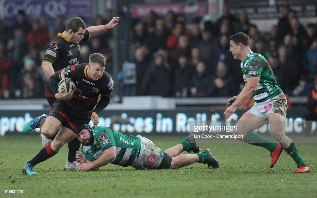 Dragons v Benetton - Guinness PRO14 Round 15