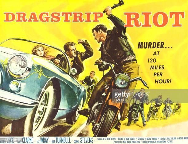 Dragstrip Riot poster 1958