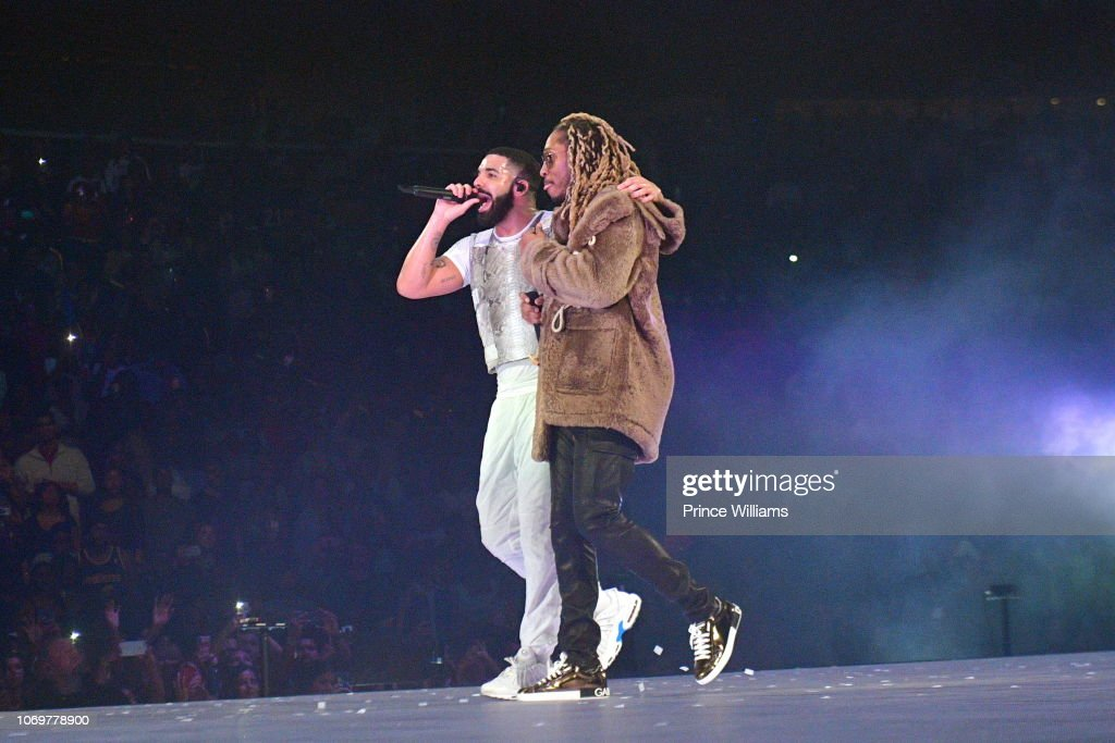 Drake In Concert - Atlanta, GA : News Photo
