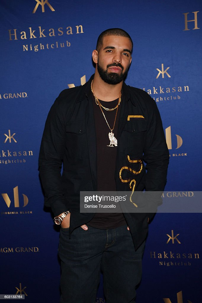 Drake Hosts Official Concert After Party With Virginia Black