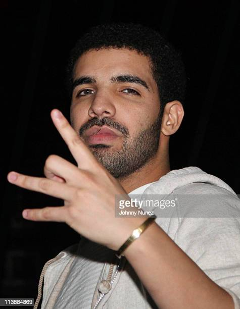 Drake attends Chris Lighty's birthday party at Juliet on May 8 2011 in New York City