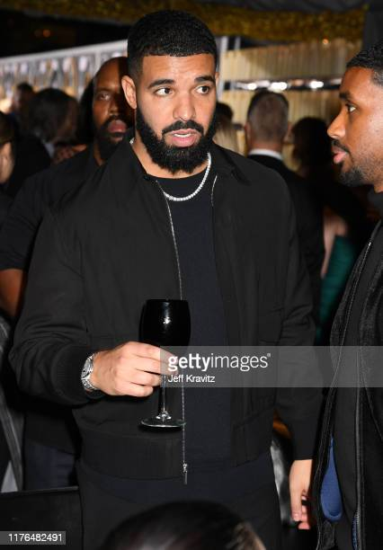 Drake attends HBO's Official 2019 Emmy After Party on September 22, 2019 in Los Angeles, California.