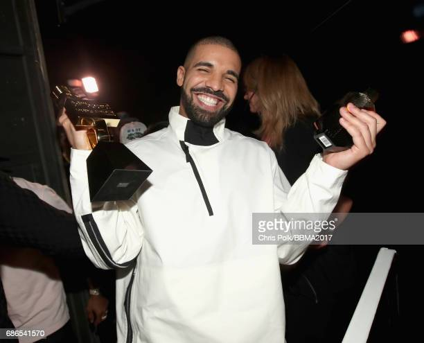 Drake attends the 2017 Billboard Music Awards at TMobile Arena on May 21 2017 in Las Vegas Nevada