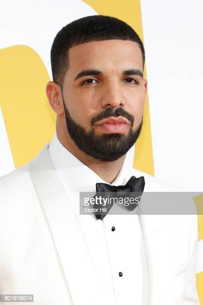Drake attends the 2017 NBA Awards at Basketball City Pier 36 South Street on June 26 2017 in New York City