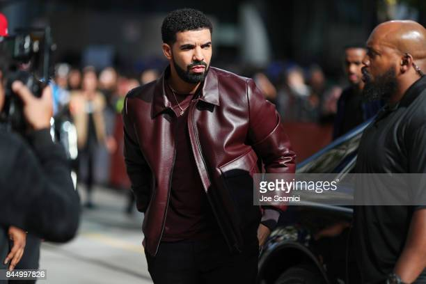 Drake attends 'The Carter Effect' premiere during the 2017 Toronto International Film Festival at Princess of Wales Theatre on September 9 2017 in...